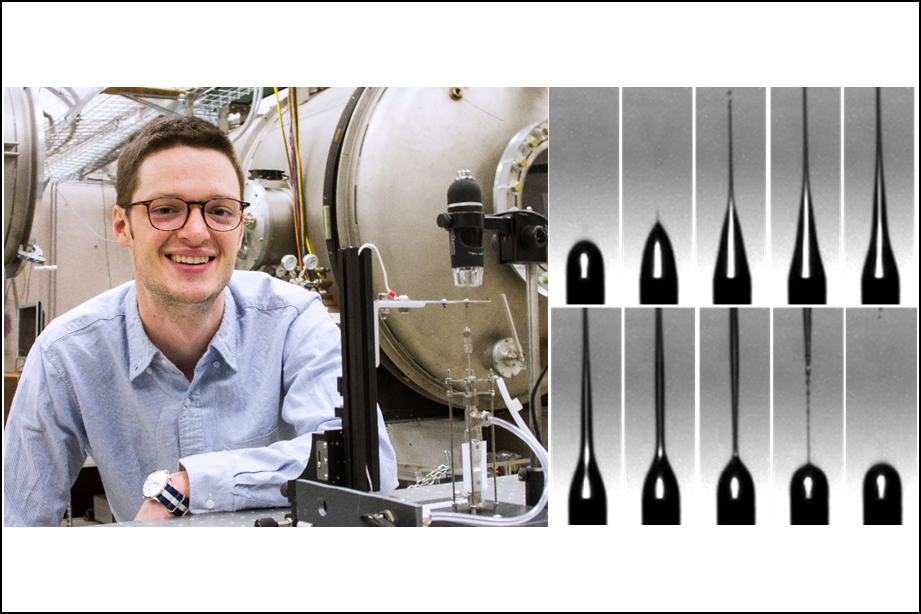 The Future of Space Propulsion: Peter Wright wins NASA Graduate Fellowship